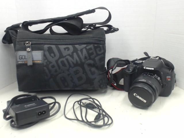 CANON EOS Rebel t3i DS126311 Digital Camera PLUS | Avenue