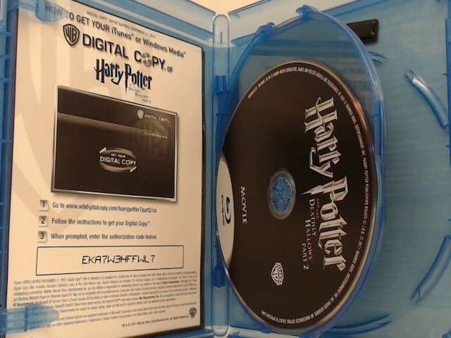 Harry Potter Digital Copy - Digital Wallpaper HD Magellan