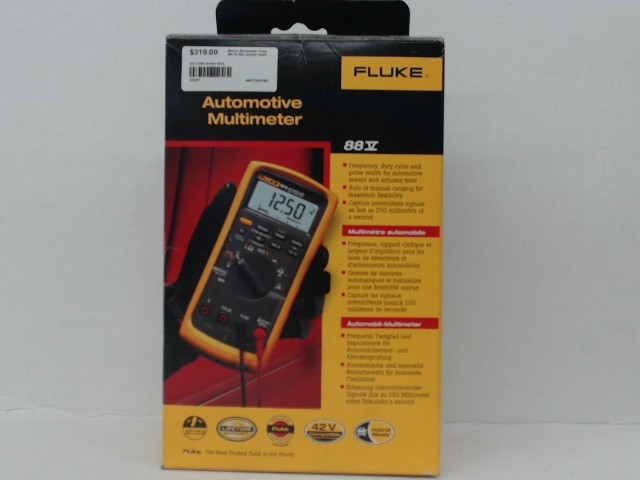 FLUKE 88V | Avenue Shop Swap & Sell