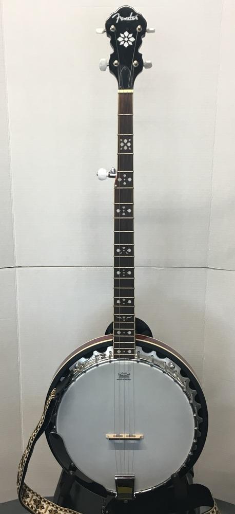 Fender Fb 54 5 String Banjo Avenue Shop Swap Amp Sell